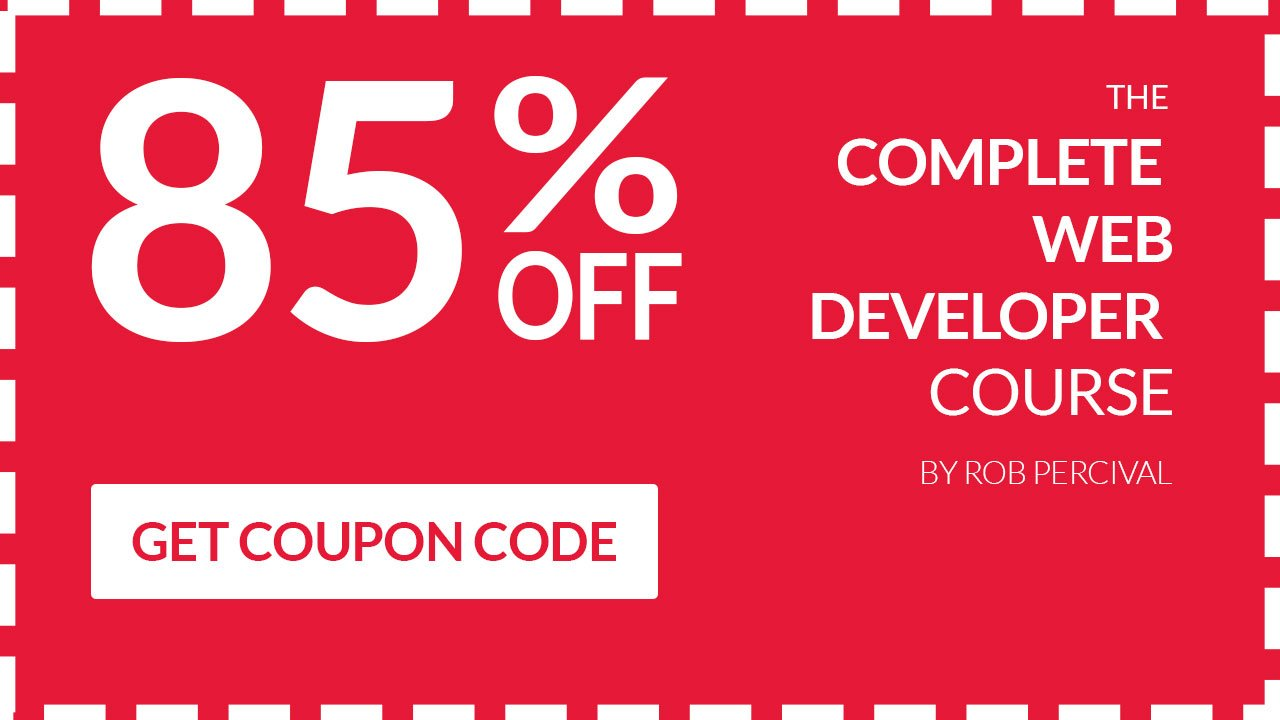 Coupon code for udemy