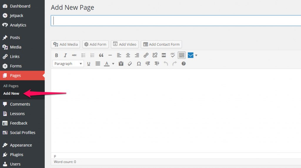 wp-pages-add-new