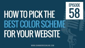 How to Pick the Best Color Scheme For Your Website