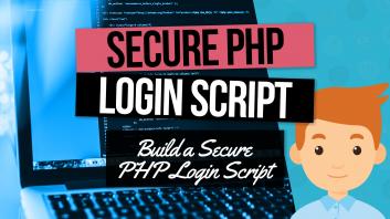 login-script